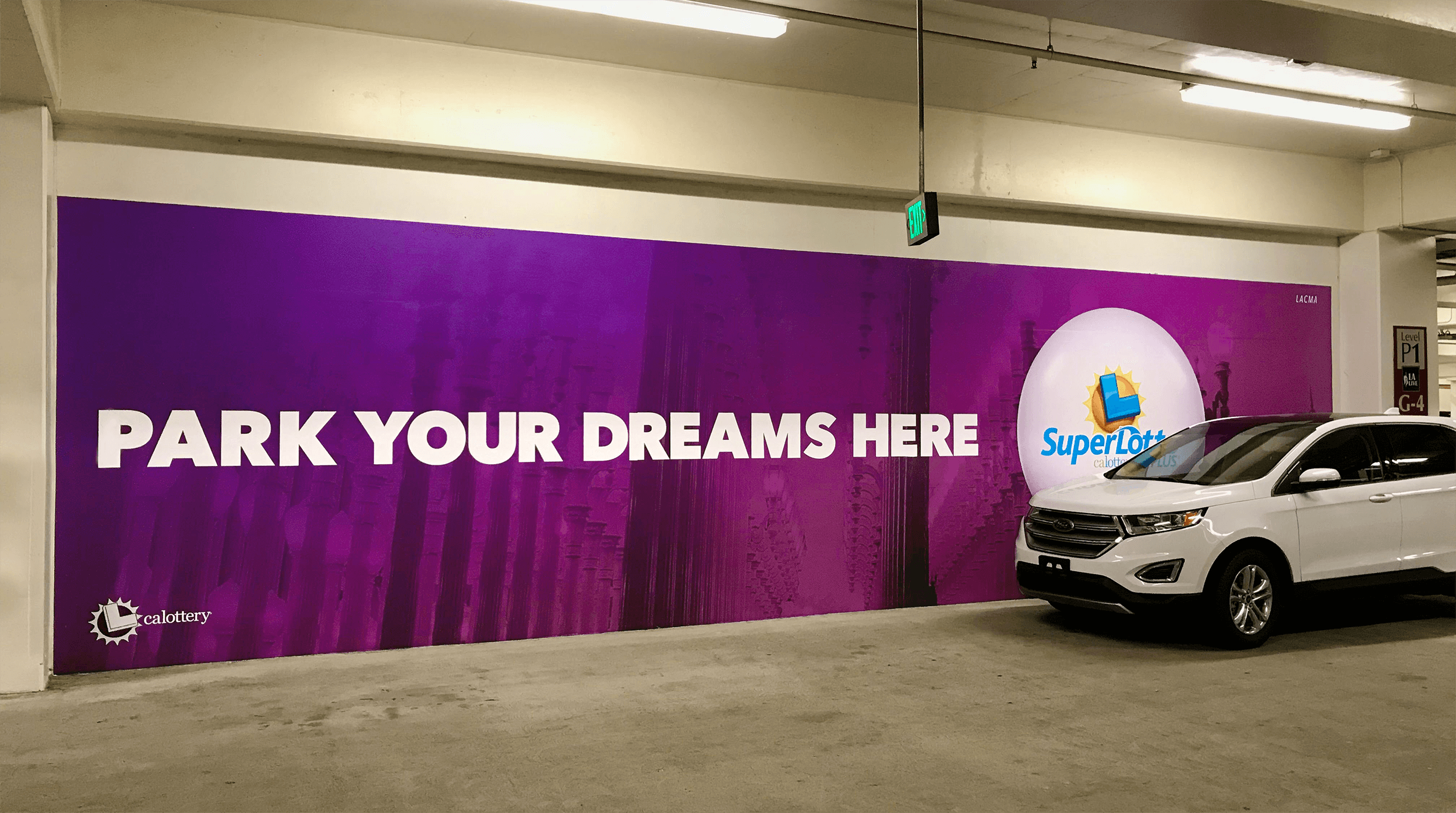 From the parking garage to the Staples Center, every step along the way reminded players how easy it can be to dream big in California.